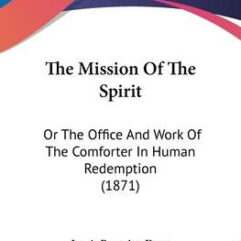 Dunn The Mission of the Spirit